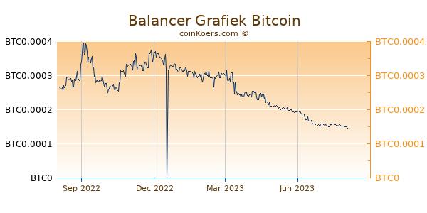 Balancer Grafiek 1 Jaar