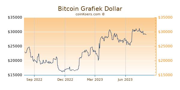 Bitcoin Grafiek 1 Jaar