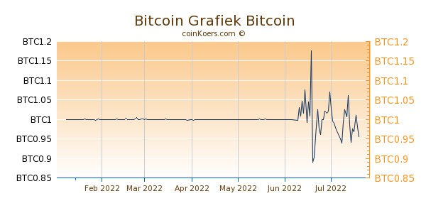 Bitcoin Grafiek 6 Maanden