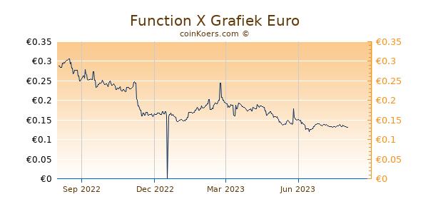 Function X Grafiek 1 Jaar
