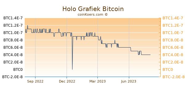 Holo Grafiek 1 Jaar