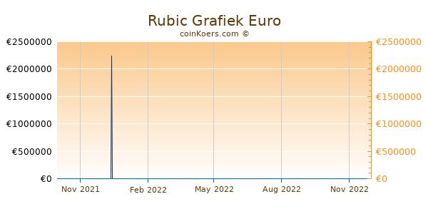 Rubic Grafiek 1 Jaar