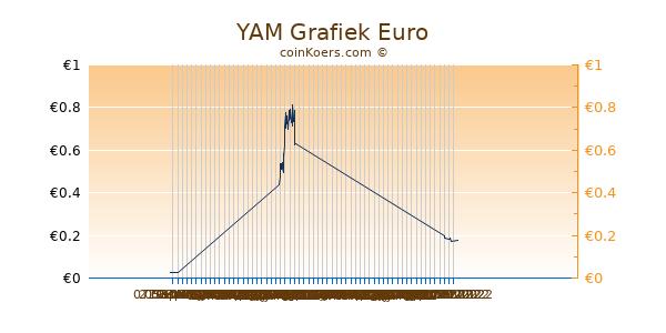 YAM Grafiek 1 Jaar